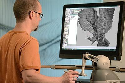 Háptico Touch Century 3D