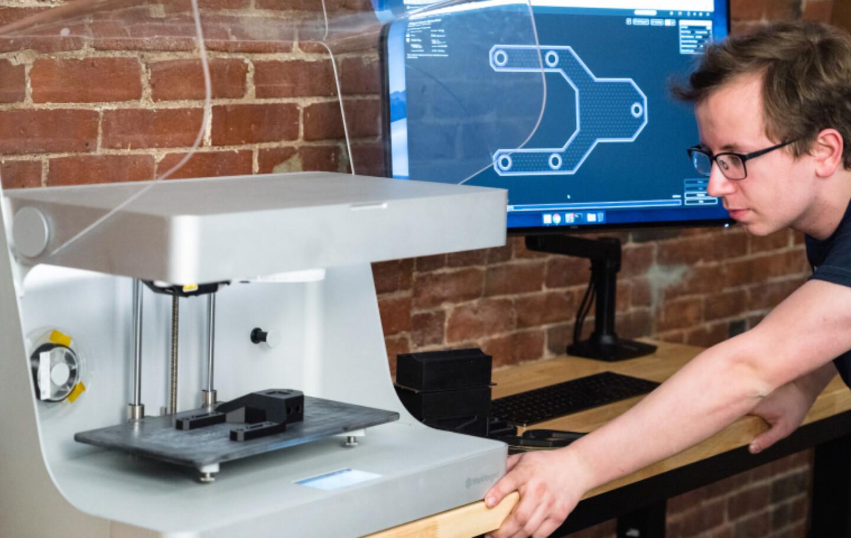 Impresora 3D fibra de carbono