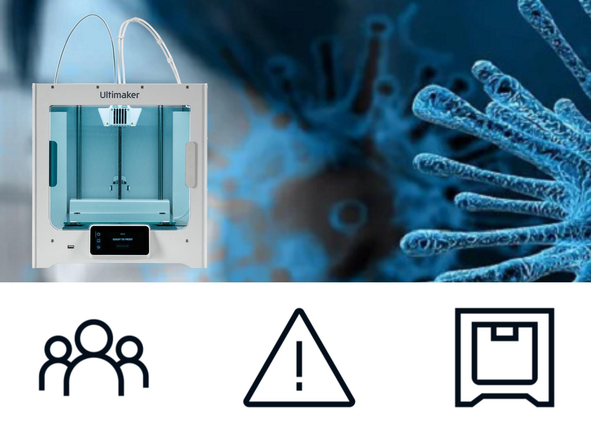 3 preguntas para hacer antes de imprimir aplicaciones médicas en 3D