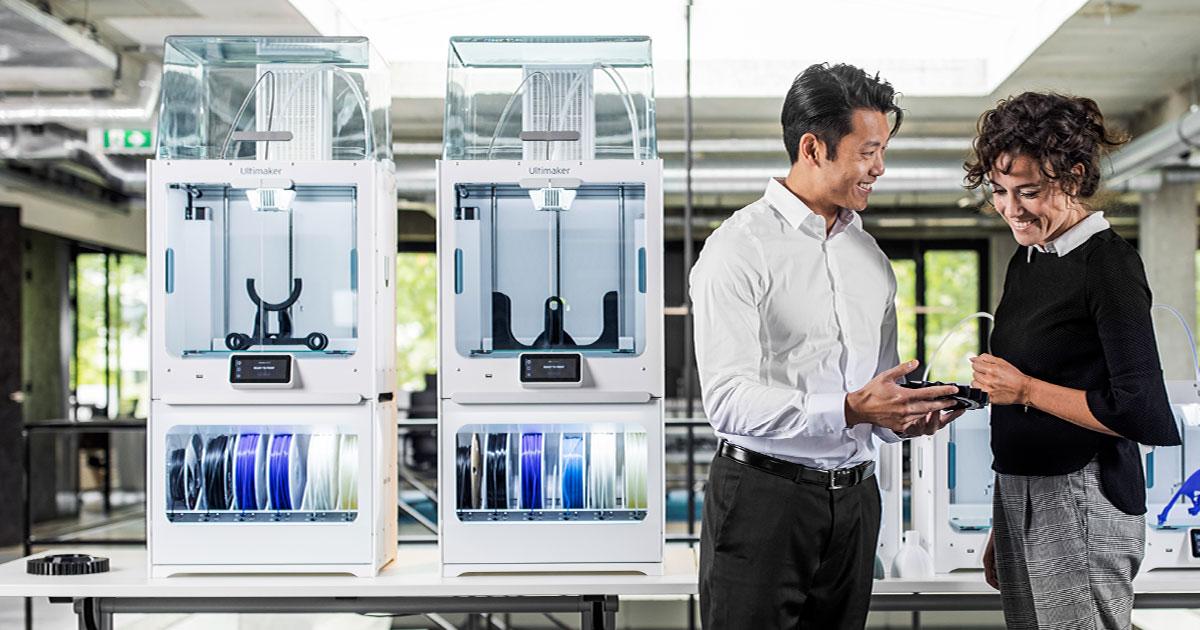 Ultimaker s5 Impresora 3d para la industria